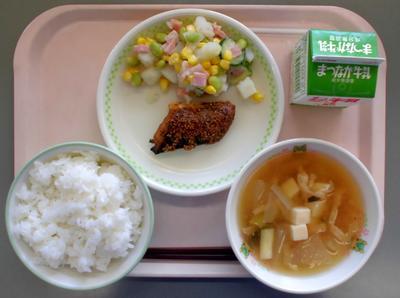鯖ごま味噌
