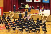 卒業証書授与3